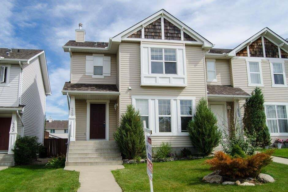 Townhouse for sale at 429 Cranberry Wy Sherwood Park Alberta - MLS: E4205678