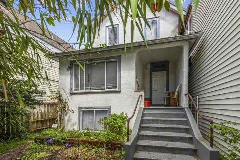 House for sale at 429 Pender St E Vancouver British Columbia - MLS: R2464122