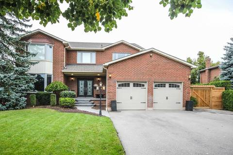 House for sale at 429 Golden Meadow Tr Oakville Ontario - MLS: W4752060