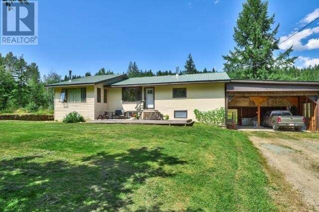 House for sale at 429 Haywood Rd Clearwater British Columbia - MLS: 158453