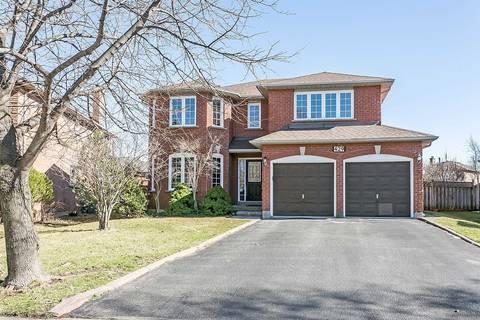 House for sale at 429 Marlatt Dr Oakville Ontario - MLS: W4418473