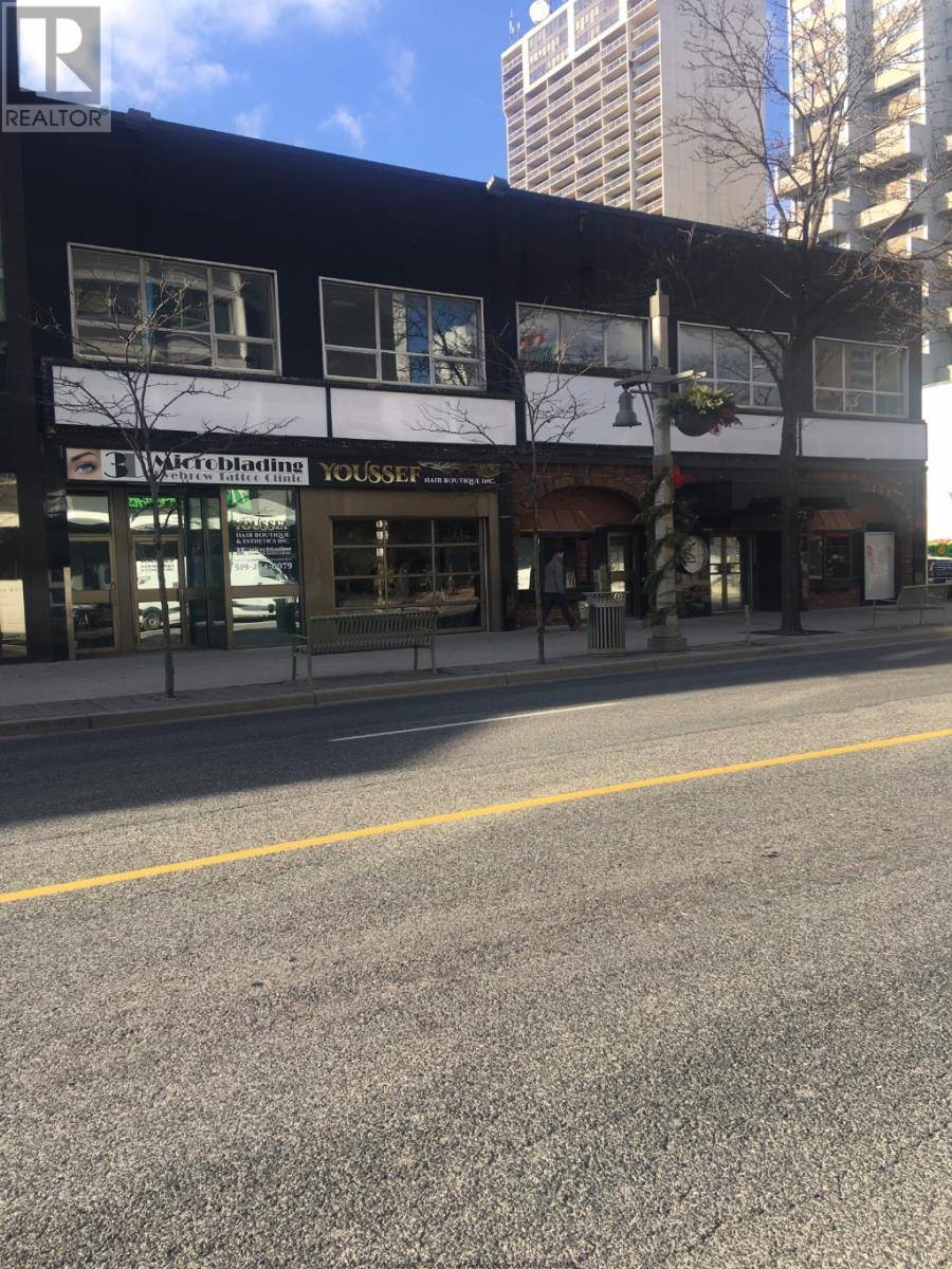 Commercial property for lease at 429 Ouellette  Windsor Ontario - MLS: 1710708
