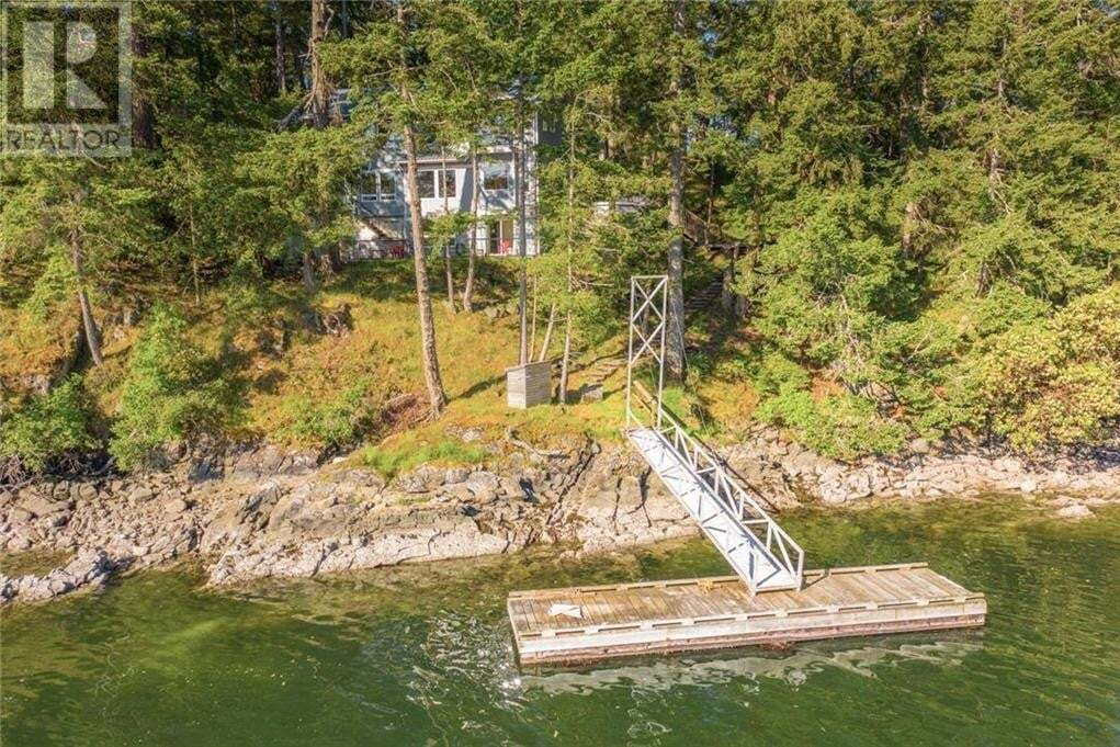 House for sale at 429 Scott Point Dr Salt Spring Island British Columbia - MLS: 426239