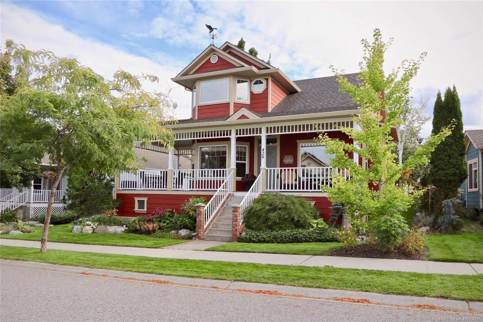 House for sale at 429 Tulameen Rd Kelowna British Columbia - MLS: 10194707