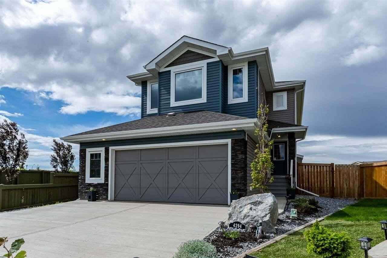 House for sale at 4294 126a Av NW Edmonton Alberta - MLS: E4200537