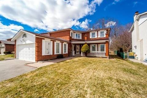 House for sale at 4295 Garnetwood Chse Mississauga Ontario - MLS: W4724639