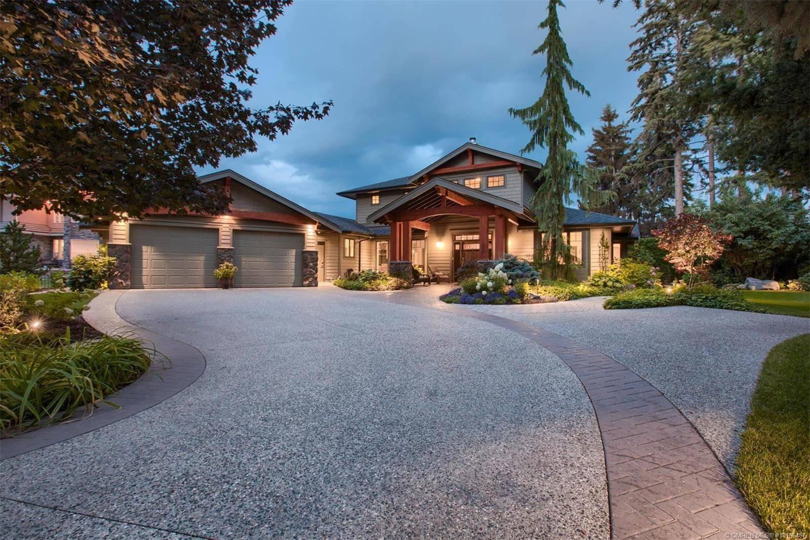 House for sale at 4295 Hobson Rd Kelowna British Columbia - MLS: 10196487