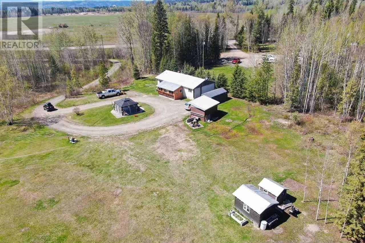 House for sale at 4296 97 Hy Quesnel British Columbia - MLS: R2431400
