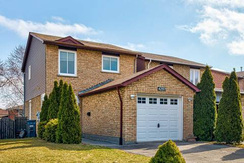 House for sale at 4297 Forest Fire Ln Mississauga Ontario - MLS: W4732751