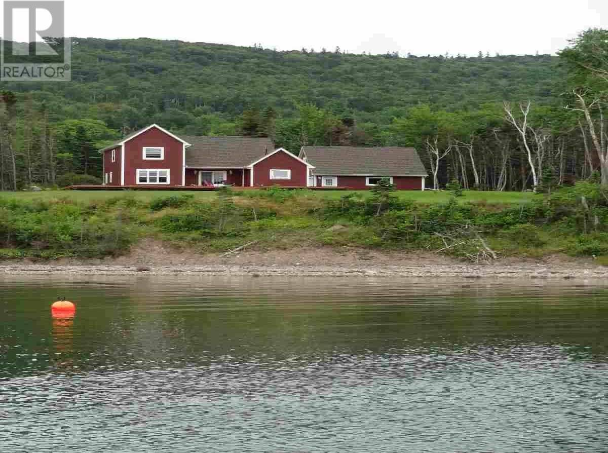 House for sale at 4297 Bay Rd West West Bay Nova Scotia - MLS: 202006071