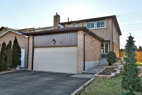 House for sale at 4298 Forest Fire Ln Mississauga Ontario - MLS: W4334474