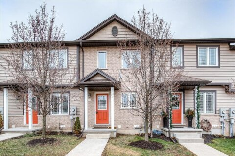 Townhouse for sale at 10 Foxglove Cres Unit 43 Kitchener Ontario - MLS: 40047726