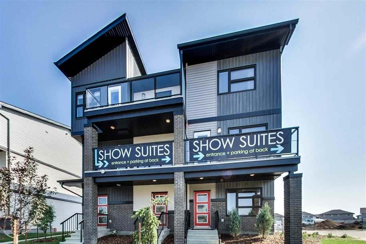 Townhouse for sale at 1203 163 St SW Unit 43 Edmonton Alberta - MLS: E4211146