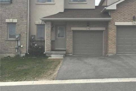 Townhouse for sale at 175 Stanley St Unit 43 Barrie Ontario - MLS: S4460871