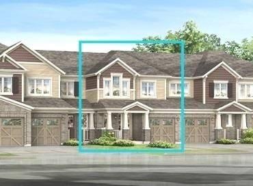 Townhouse for rent at 19 Ridge Rd Unit 43 Cambridge Ontario - MLS: X4431612