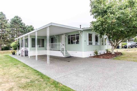 Residential property for sale at 2120 King George Blvd Unit 43 Surrey British Columbia - MLS: R2404012
