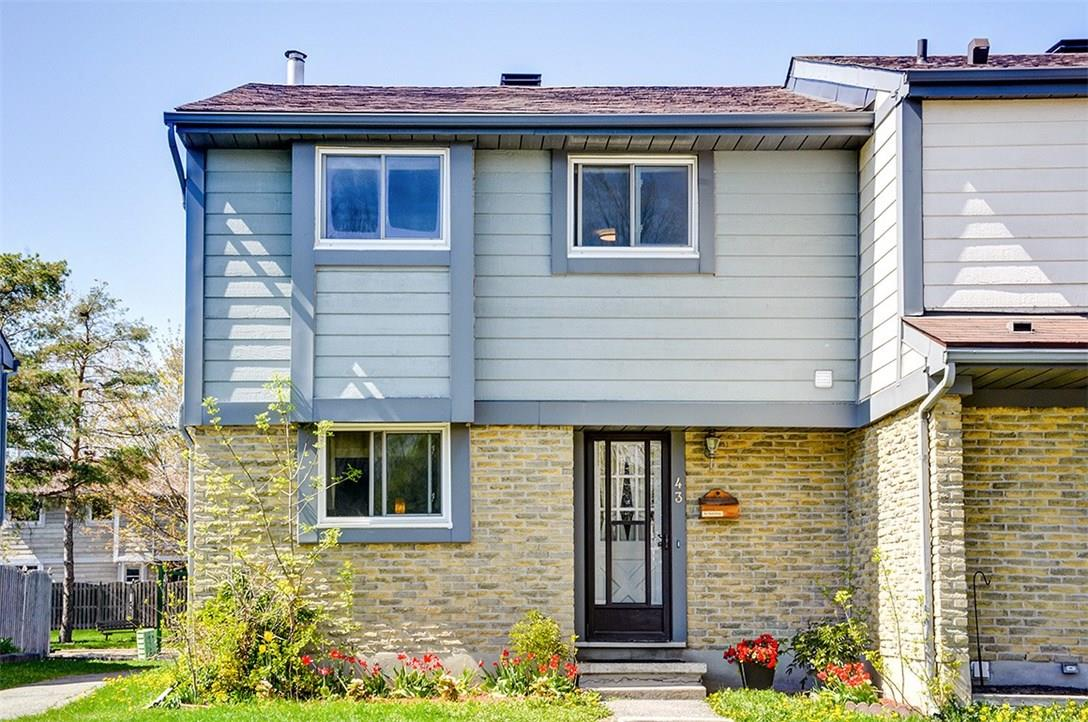 For Sale: 2336 Orient Park Drive Unit, Ottawa, ON | 4 Bed, 2 Bath Townhouse for $209,900. See 27 photos!
