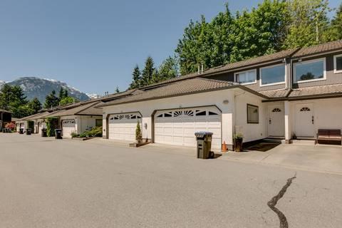 Townhouse for sale at 2401 Mamquam Rd Unit 43 Squamish British Columbia - MLS: R2365513