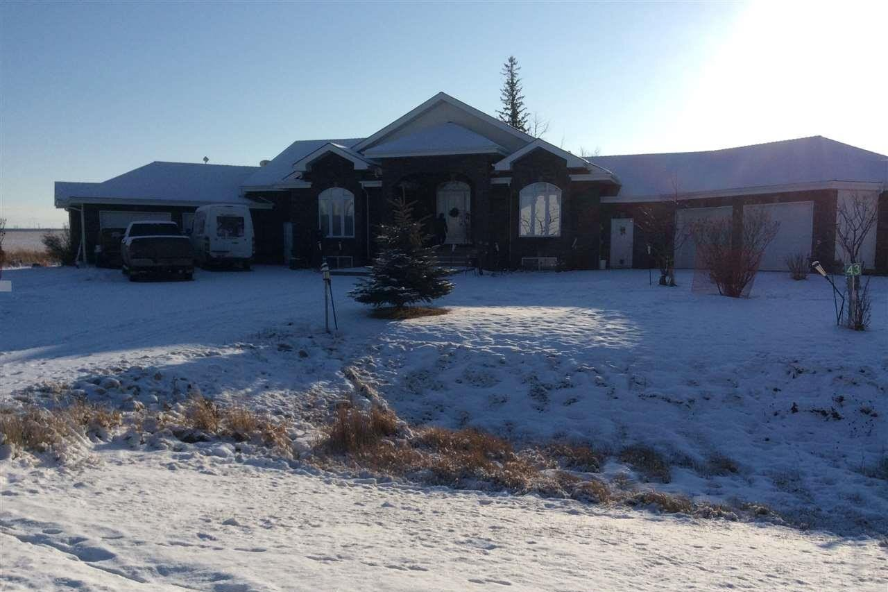 House for sale at 26323 Twp 532 A Rd Unit 43 Rural Parkland County Alberta - MLS: E4181117