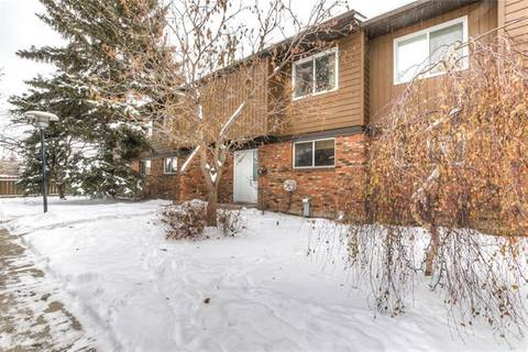 Townhouse for sale at 287 Southampton Dr Southwest Unit 43 Calgary Alberta - MLS: C4290789