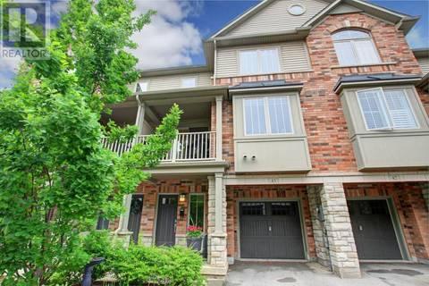 Townhouse for sale at 362 Plains Rd East Unit 43 Burlington Ontario - MLS: 30743302