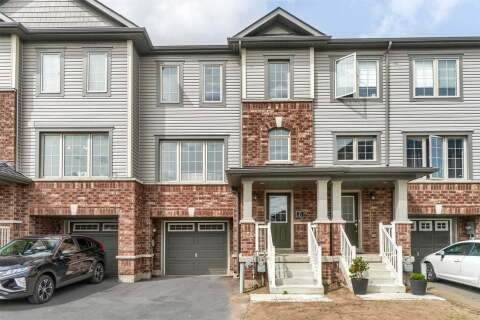 Townhouse for sale at 470 Linden Dr Unit 43 Cambridge Ontario - MLS: X4914334