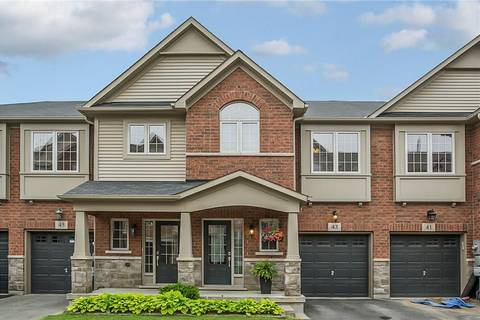 Townhouse for sale at 541 Winston Rd Unit 43 Grimsby Ontario - MLS: H4057072
