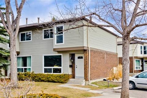 Townhouse for sale at 5625 Silverdale Dr Northwest Unit 43 Calgary Alberta - MLS: C4236977