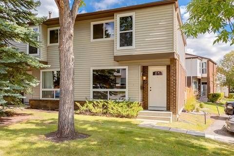 Townhouse for sale at 5625 Silverdale Dr Northwest Unit 43 Calgary Alberta - MLS: C4288683