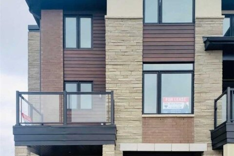 Townhouse for rent at 590 North Service Rd Unit 43 Hamilton Ontario - MLS: X4968438