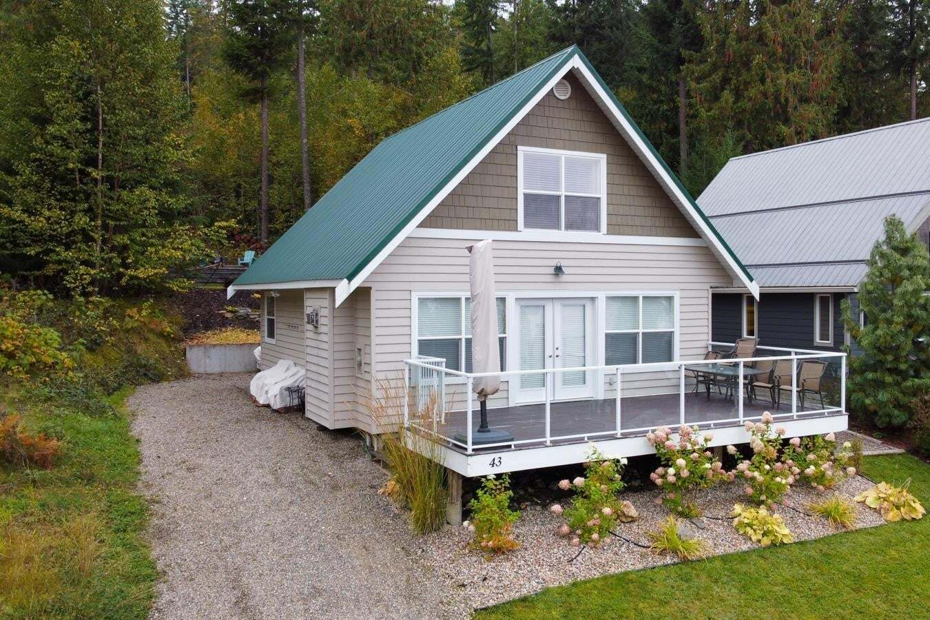 House for sale at 6421 Eagle Bay Rd Unit 43 Eagle Bay British Columbia - MLS: 10217391