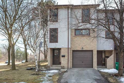 Condo for sale at 6860 Glen Erin Dr Unit 43 Mississauga Ontario - MLS: W4731613