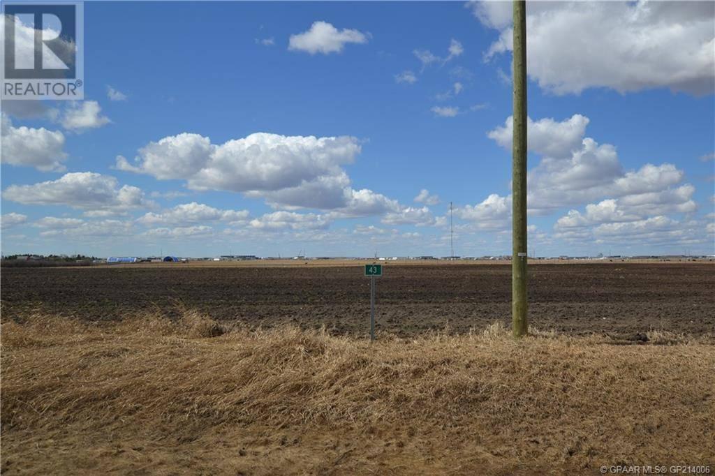 Residential property for sale at 43 721022 Range Road 54  Grande Prairie, County Of Alberta - MLS: GP214006