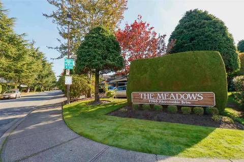 Townhouse for sale at 7740 Abercrombie Dr Unit 43 Richmond British Columbia - MLS: R2436795