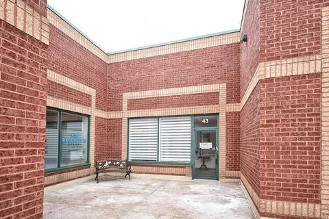 Commercial property for sale at 86 Ringwood Dr Unit 43 Whitchurch-stouffville Ontario - MLS: N4753269