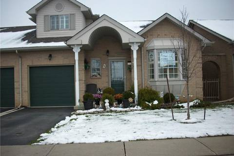 Townhouse for sale at 96 Greentrail Dr Unit 43 Hamilton Ontario - MLS: H4044823