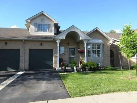 Townhouse for sale at 96 Greentrail Dr Unit 43 Hamilton Ontario - MLS: H4055086