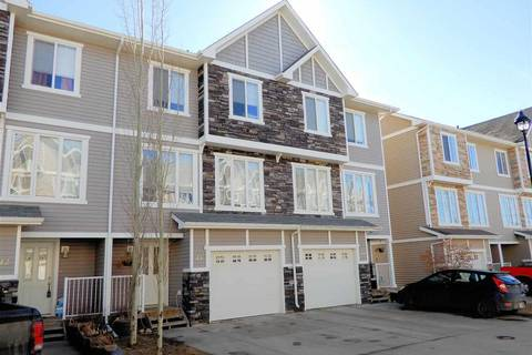 Townhouse for sale at 9904 101 Ave Unit 43 Morinville Alberta - MLS: E4140773
