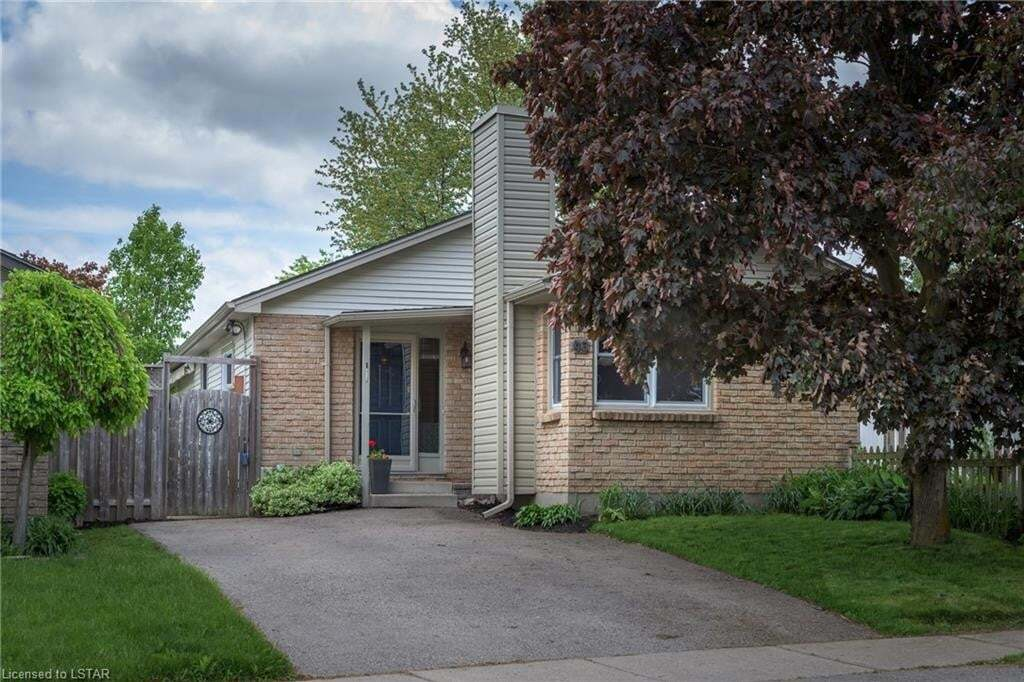 House for sale at 43 Aldersbrook Cres London Ontario - MLS: 263272