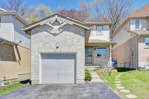 House for sale at 43 Alderson Dr Cambridge Ontario - MLS: X4499252