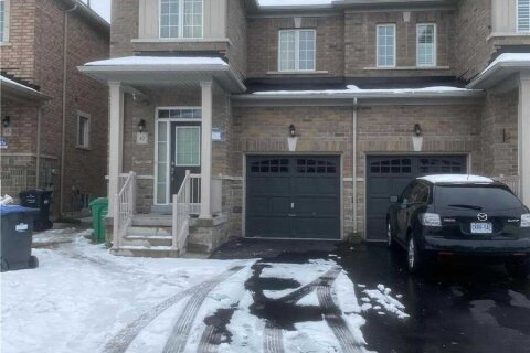 Townhouse for rent at 43 Altura Wy Brampton Ontario - MLS: W5076981