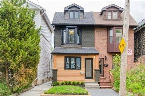 Townhouse for rent at 43 Amroth Ave Toronto Ontario - MLS: E4721184