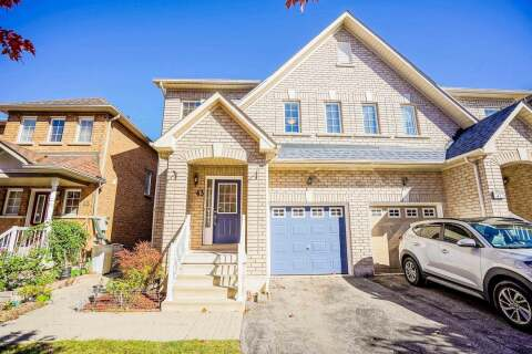 Townhouse for sale at 43 Anita Dr Markham Ontario - MLS: N4955753