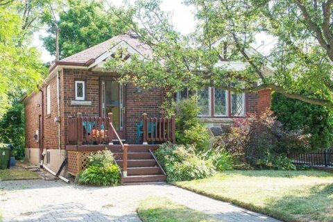 House for rent at 43 Bala Ave Toronto Ontario - MLS: W5001158