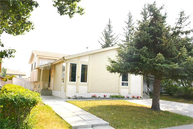 Sold: 43 Bedford Circle Northeast, Calgary, AB