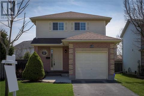 House for sale at 43 Bellrock Cres London Ontario - MLS: 188360