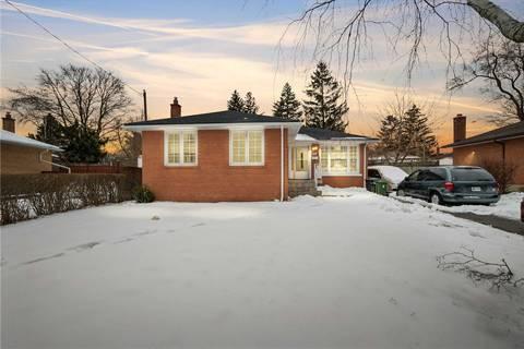 House for sale at 43 Beran Dr Toronto Ontario - MLS: E4695657