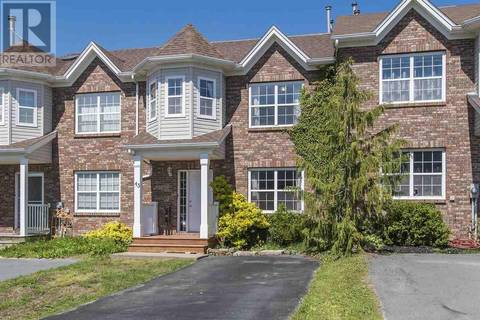 Townhouse for sale at 43 Bethany Wy Halifax Nova Scotia - MLS: 201913837