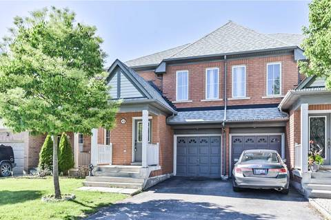 Townhouse for sale at 43 Boyd Cres Ajax Ontario - MLS: E4505247