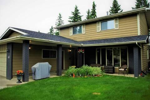 House for sale at 43 Bradburn Cres St. Albert Alberta - MLS: E4156384
